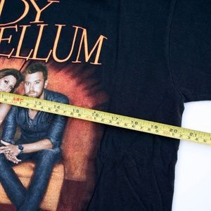 Gildan Tops - Vintage Lady Antebellum 2010 Tour Country Shirt L